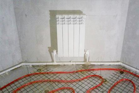 Автономные системы отопления частного дома