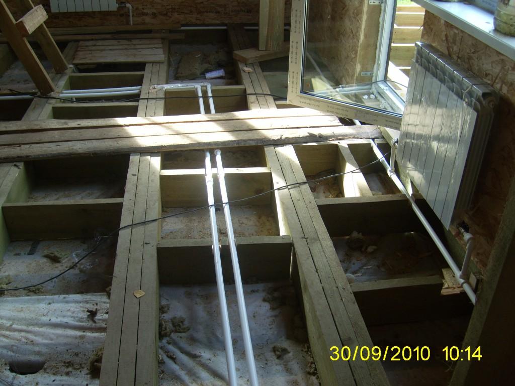 Подключение к водоснабжению частного дома