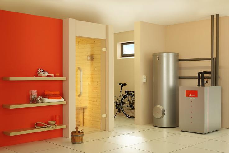 Системы теплоснабжения дома