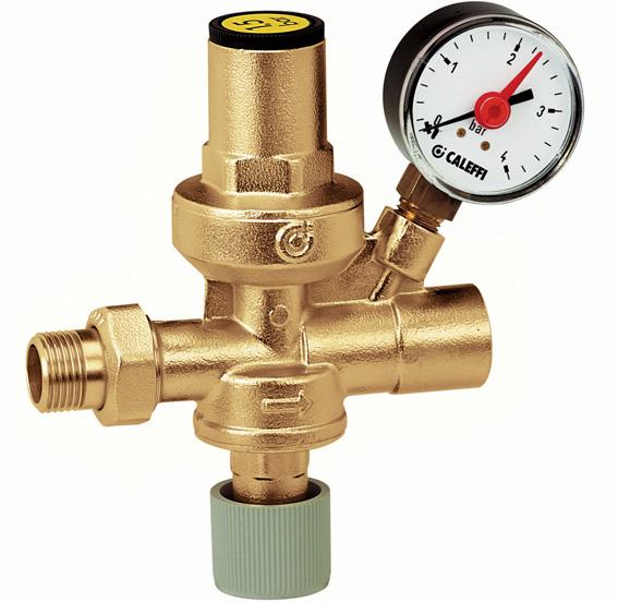 Регулятор давления в системе водоснабжения