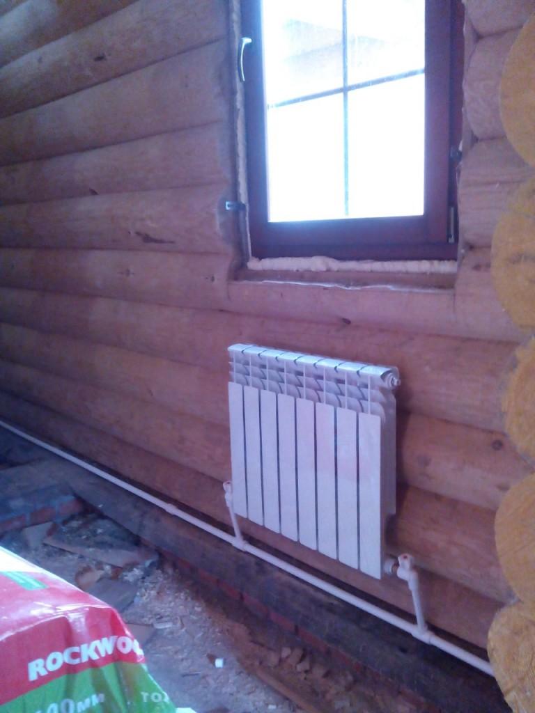 Расчет системы отопления загородного дома