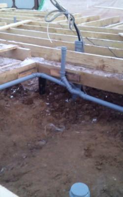 Канализация на даче под ключ