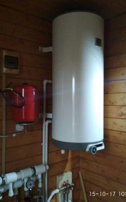 Как сделать паровое отопление в частном доме